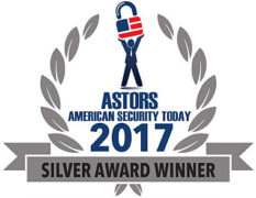 Astors American Security Today 2017 Silver Award Winner