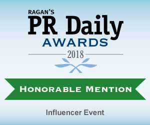 Ragan PR Daily Awards 2018